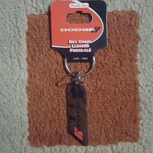 *NWT* Dodge key chain